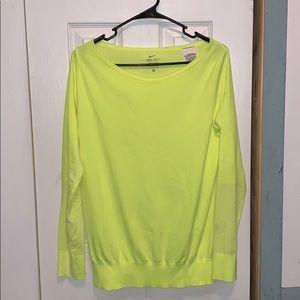 Nike Long sleeve Dri-fit shirt